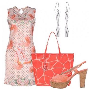 Outfit Rosa salmone che passione!