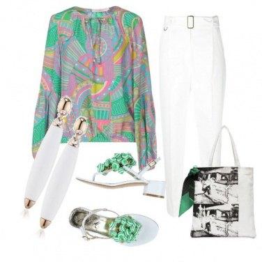 Outfit CMPS A Capri