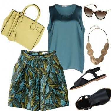 Outfit Etnico #1614