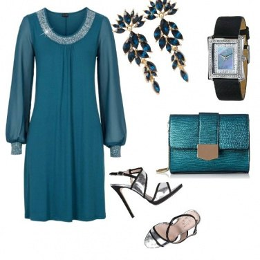 Outfit Chic #7427