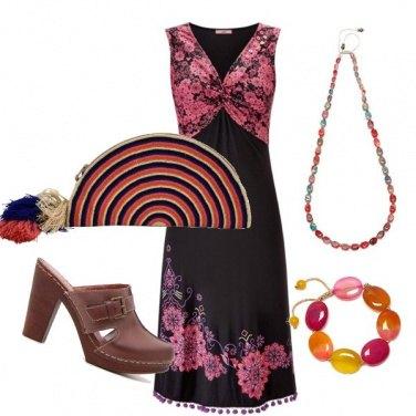 Outfit Un po' folk