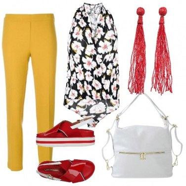 Outfit Il sandalo platform