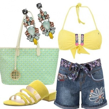 Outfit Party al mare