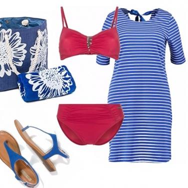 Outfit Pronta per il mare
