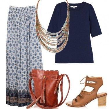 Outfit Fili di collana