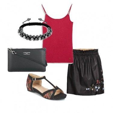 Outfit La scarpa bassa