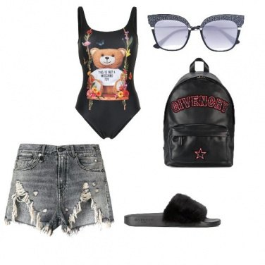 Outfit Basic #7646
