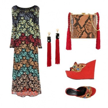 Outfit Etnico #1634