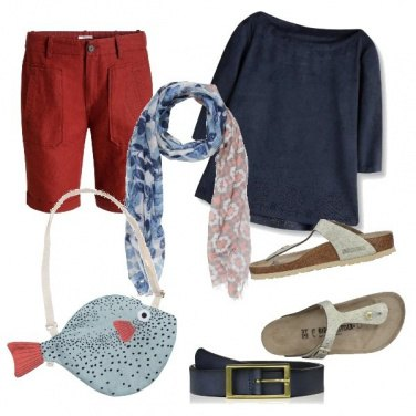 Outfit CMPS Echi dal sommerso