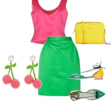 Outfit Urban #3681