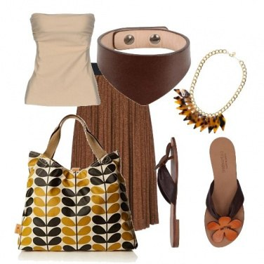 Outfit Etnico #1638