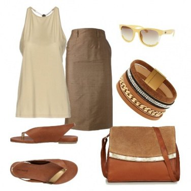 Outfit Etnico #1639