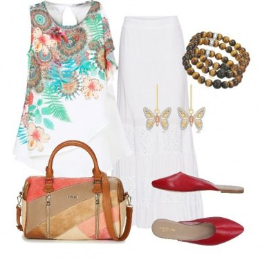 Outfit Etnico #1640