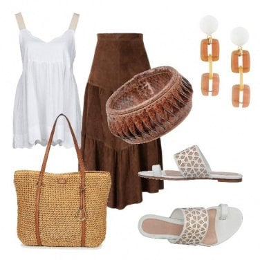 Outfit Etnico #1641