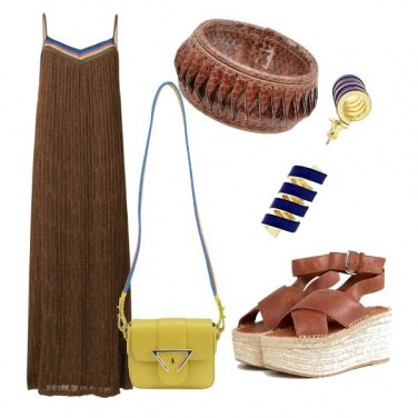 Outfit Etnico #1642