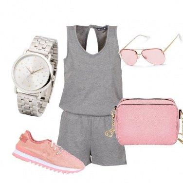 Outfit Jumpsuit per tutto il giorno