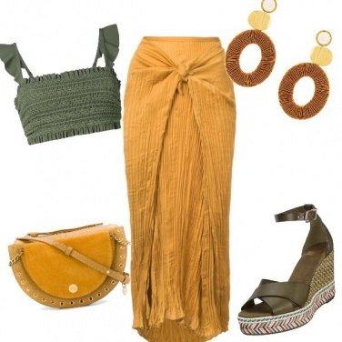 Outfit Etnico #1643