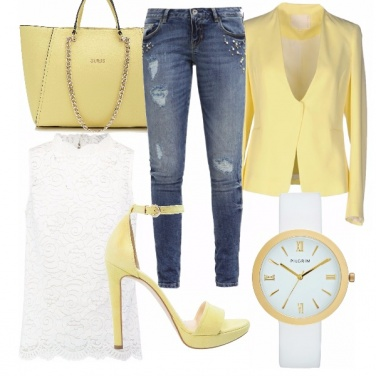 Outfit Sunny style