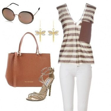 Outfit Simply chic