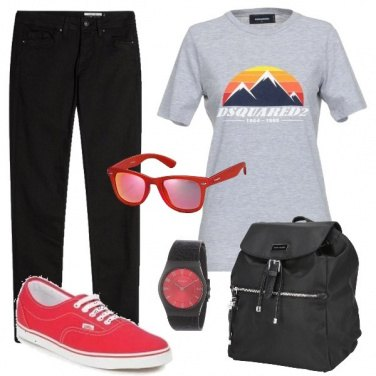 Outfit Basic #7522