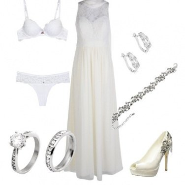 Outfit Sposa
