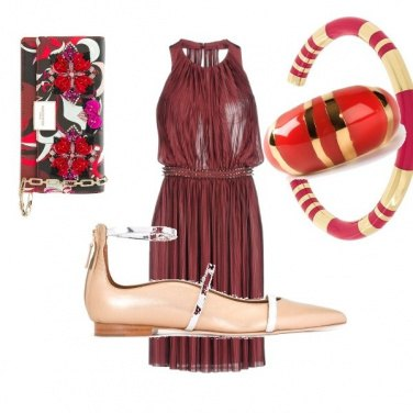 Outfit Walking on new's bond street