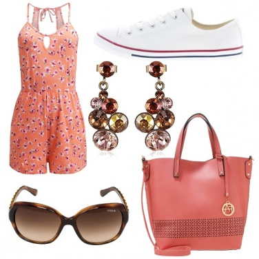Outfit A spasso per atene