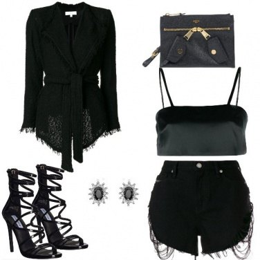 Outfit Sexy #1534