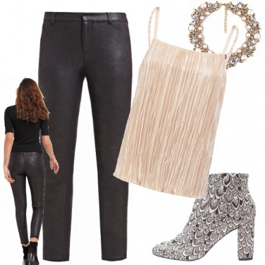 Outfit Look ad effetto