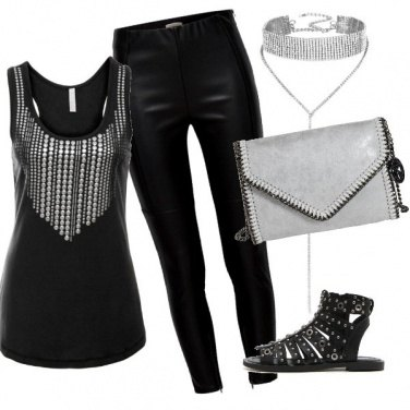 Outfit Rock #1734