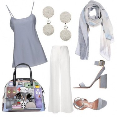 Outfit CMPS Mrs. Grey(hound)