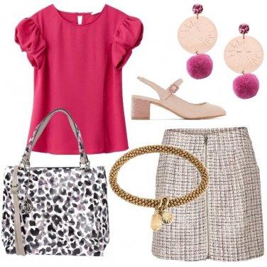 Outfit Stile sobrio e attuale