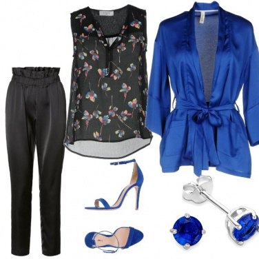 Outfit Intramontabile bluette
