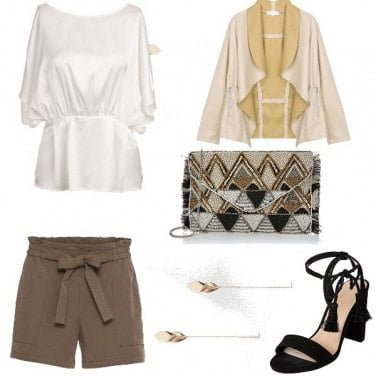 Outfit Boho chic!
