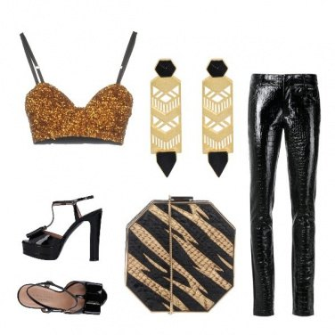 Outfit Rock #1737