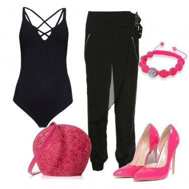 Outfit Fluo code