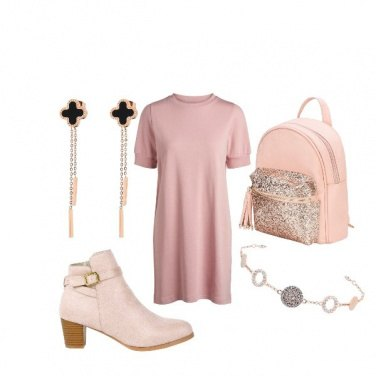 Outfit Studentessa universitaria
