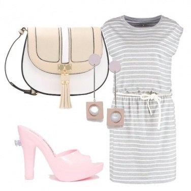 Outfit Un attimino a fare la spesa