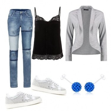 Outfit Serata easy