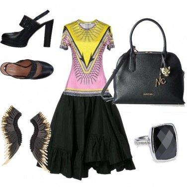 Outfit Semplicemente bellissima