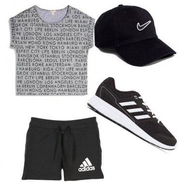 Outfit Allenamento