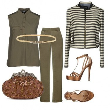 Outfit Basic #7600