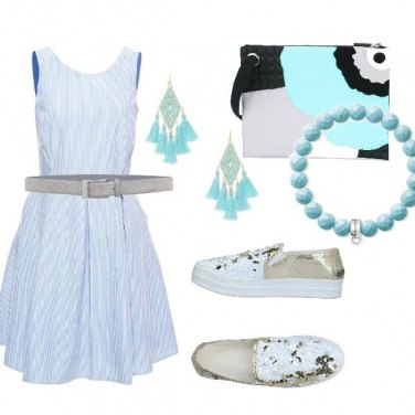 Outfit Chic #7602