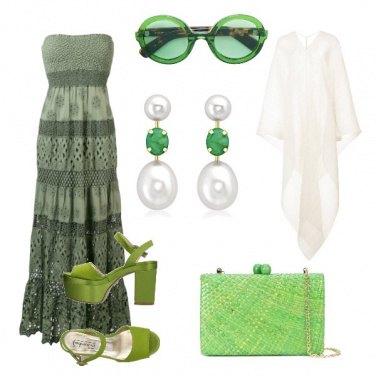 Outfit Passeggiata a Positano