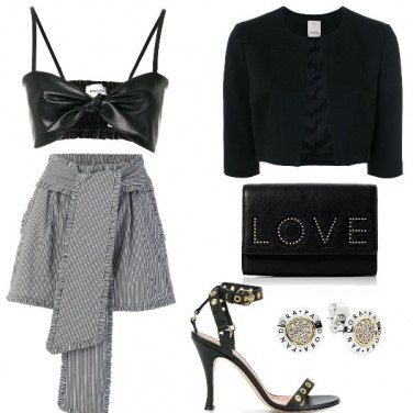 Outfit Sexy #1555