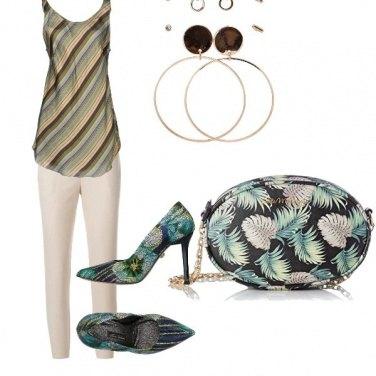 Outfit Scarpe e borsa