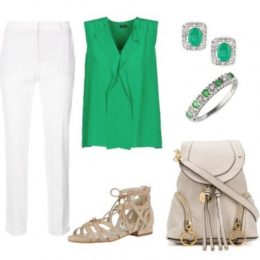 Outfit Chic #7621