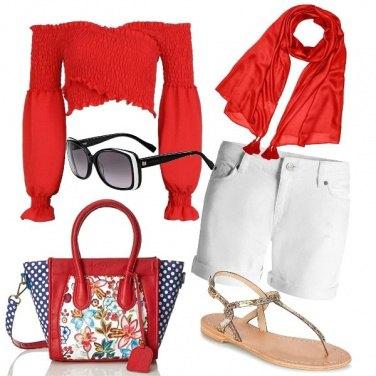 Outfit CMPS Crop top, copr poc