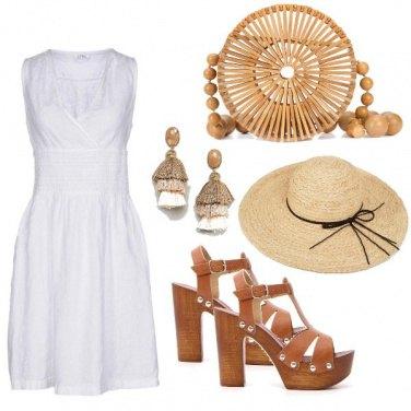 Outfit Legno Natur
