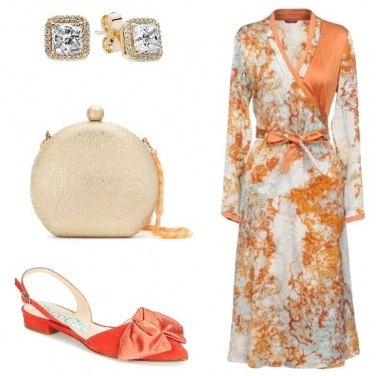 Outfit Vestaglia couture